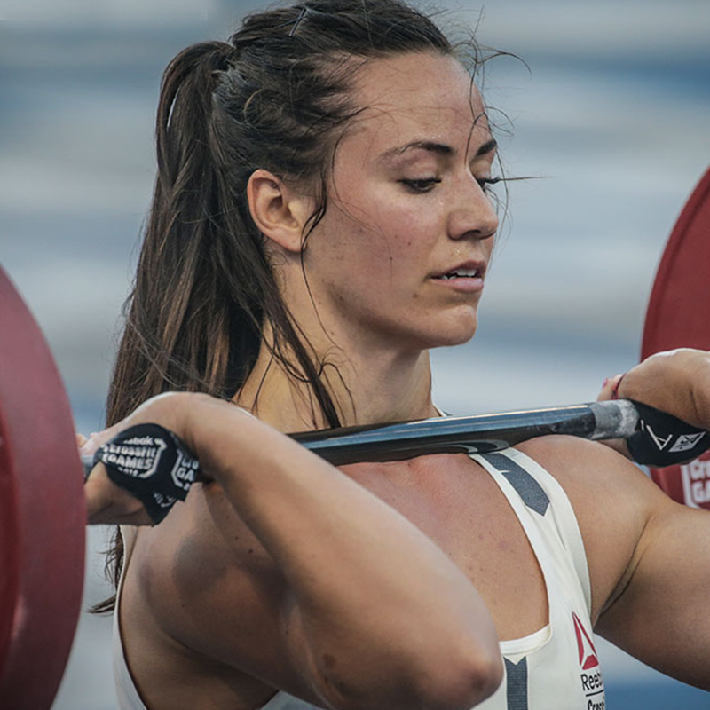 Camille Leblanc-Bazinet. Atleta Crossfit